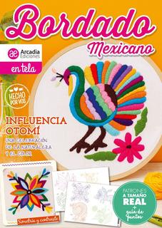 Revista - Bordado Mexicano, Influencia Otomí