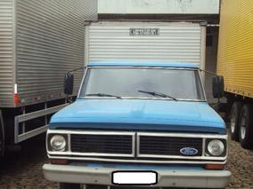 Ford F 2000 1985 Bau