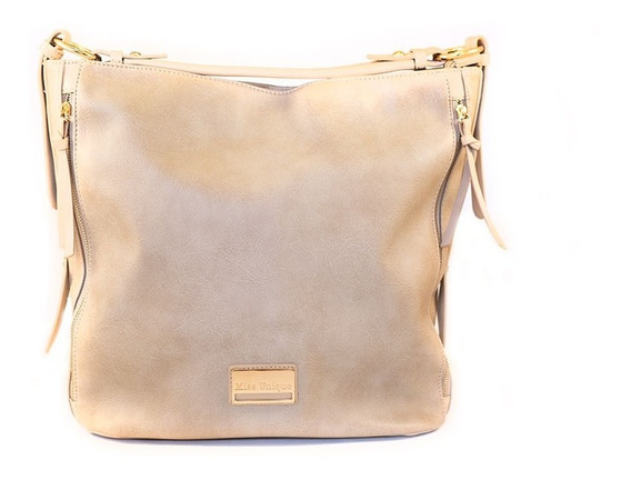 Cartera Miss Unique Grande Camel 194183