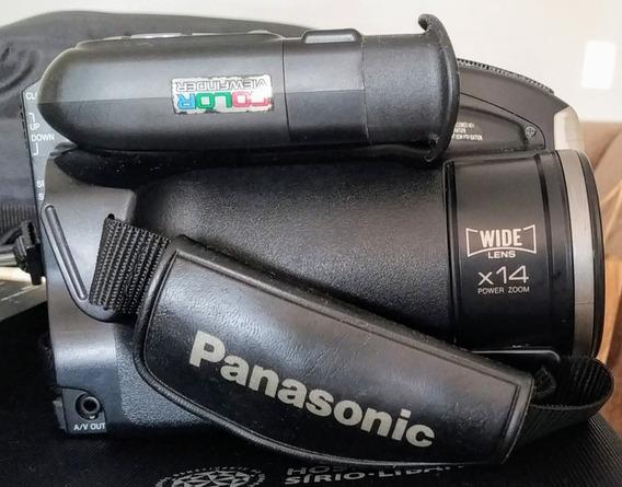 Filmadora Panasonic Rj27