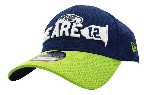 Gorra Seattle Seahawks Nfl New Era Draft We Are