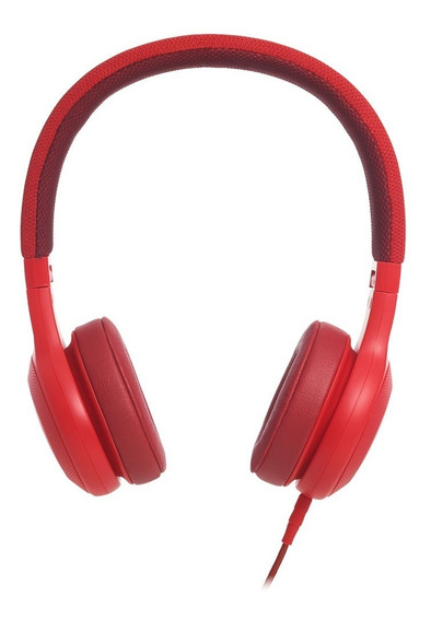 Fone De Ouvido Jbl E35 On Ear Dobrável Tecido Com Microfone