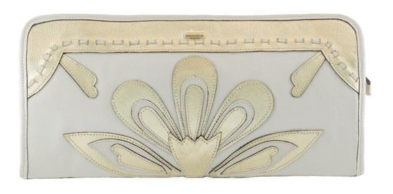 Bolsa Carteira(clutch) Couro Legitimo Fábrica