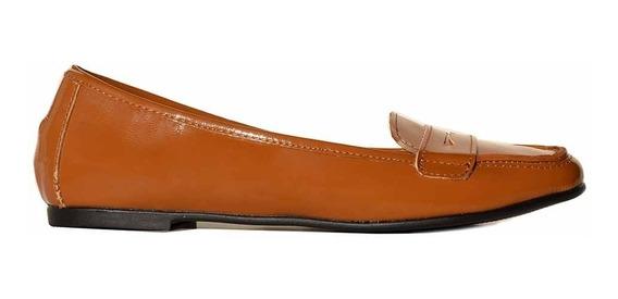 Zapato Mujer Invierno Mocasin Briganti Chatita - Mccha2984