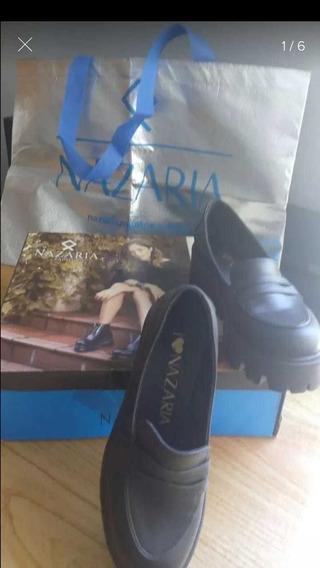 Impecable!! Zapato Nazaria Nro 35