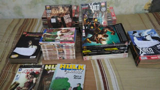 Mangas E Hqs / Injustiça/x Men/marvel Max/demolidor/toriko
