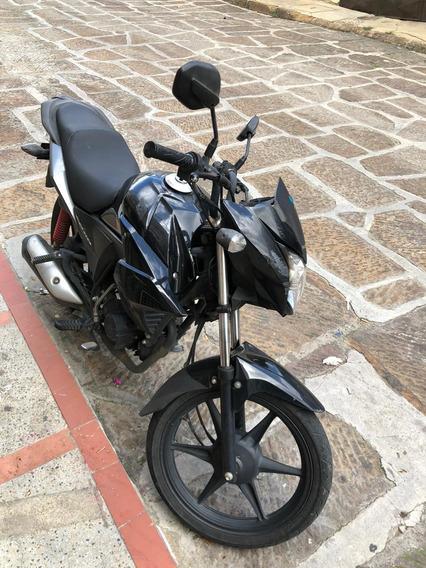 Moto Honda Cb110.