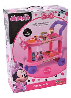 Mickey Club House Minnie Carrito De Te Ditoys