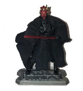 Muñeco Darth Maul Star Wars Saga Legends 2010 Hasbro