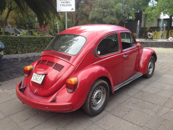 Vw Sedan 1994 Placas Que Circulan Diario No Verifica