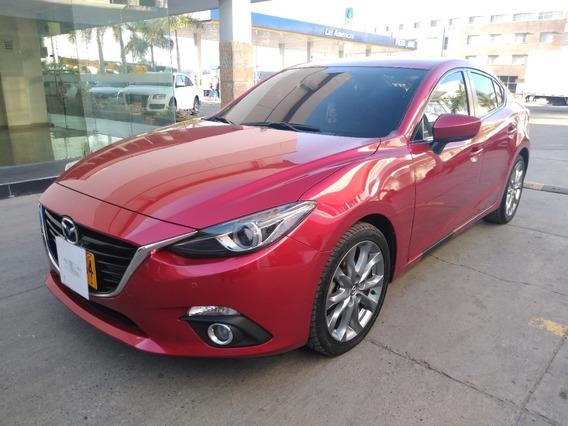 Mazda Mazda 3 Grand Touring Lx 2016