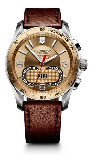 Relógio Victorinox Swiss Army Chrono Classic 241617 Original
