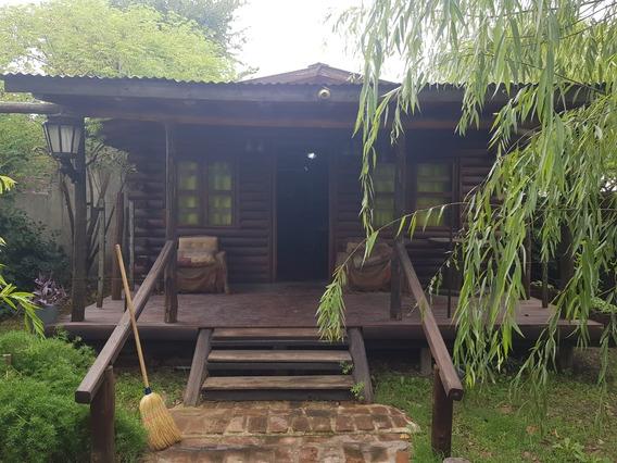 Chivilcoy 30 - Chascomus - Cabaña De 2 Ambientes