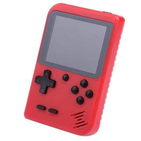 Nes Portátil Colorido Retro 168 Jogos Saida Tv Gameboy