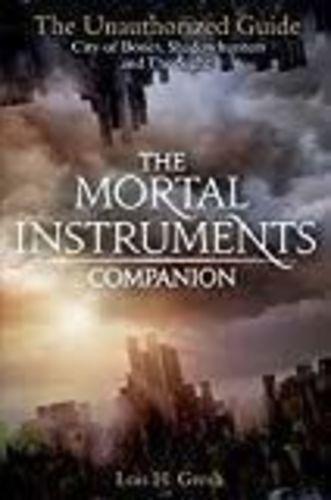 Livro The Mortal Instruments Companion Lois H. Gresh