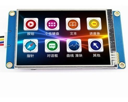 Display Nextion Original 3.5 Hmi Tft Lcd P Hotspot Mmdvm