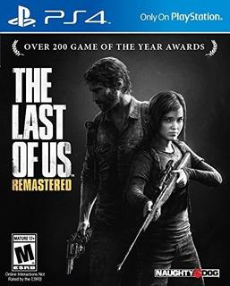 The Last Of Us Remastered - Ps4 - Digital - Manvicio Store