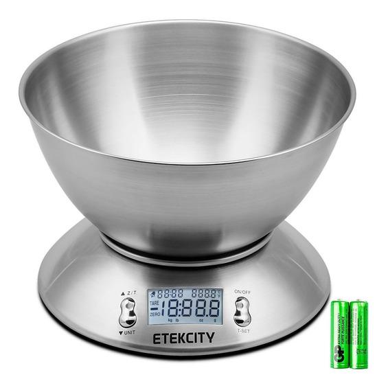 Etekcity Digital Kitchen Food Multifunções Removível Tigela