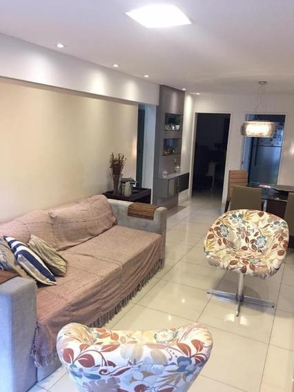 Apartamento Em Tamarineira, Recife/pe De 87m² 3 Quartos À Venda Por R$ 325.000,00 - Ap354139