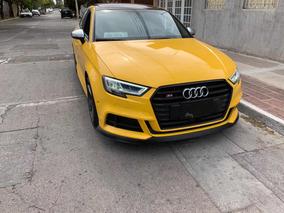 Audi Serie S 2.0 S3 L Tfsi Sedán At Dsg 2017