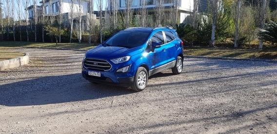 Ford Ecosport 1.5 D Se 100cv 4x2 2018