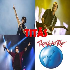Titãs Rock In Rio 2017 (audio Mp3 Download) Leia Anúncio