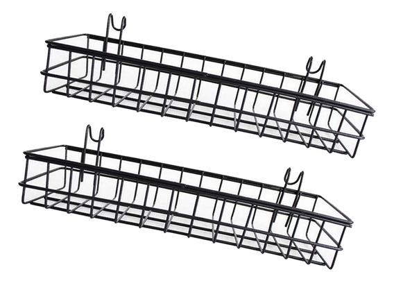 Devo Estantes Ajustables de Metal Negro 54x29x160cm Estantes de Almacenamiento Organizador para Cocina//Garaje//Ba/ño Estanter/ía de Alambre 6 Baldas