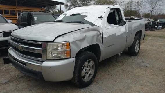 Chevrolet Silverado 2011 (partes Y Refacciones) 2007 - 2011