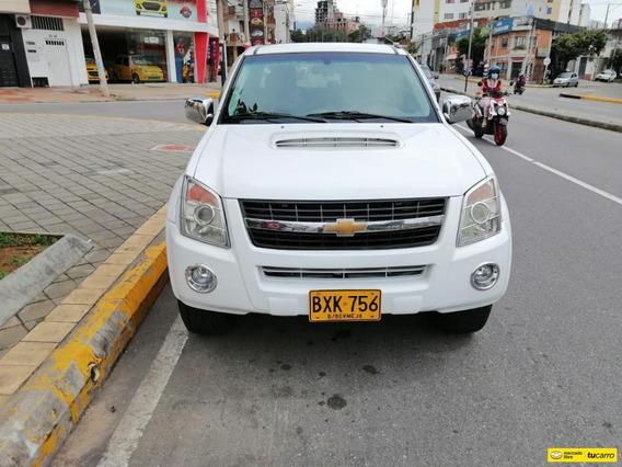 Chevrolet D-max Full Equipo