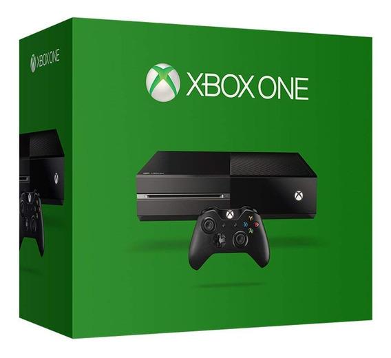 Xbox One 500gb + Kinect + 1 Jogo