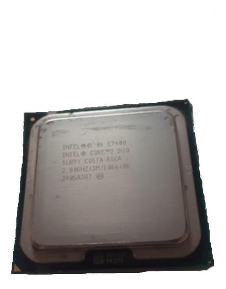 Processador Intel Core 2 Duo E7400 2.8ghz