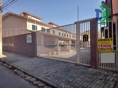 Imagem 1 de 20 de Sobrado Com 2 Dormitórios À Venda Por R$ 240.000,00 - Cidade Jardim - Jacareí/sp - So0179