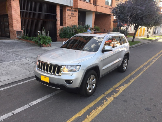Jeep Grand Cherokee Limited 290 Hp 4x4 2012