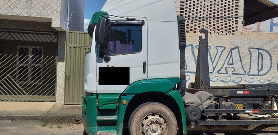 Volkswagen 25370 6x2 Roll On Off