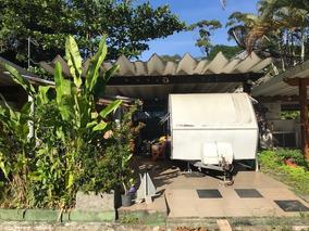 Trailer Karmann Ghia 770 Villa + Módulo Camping Em Ubatuba