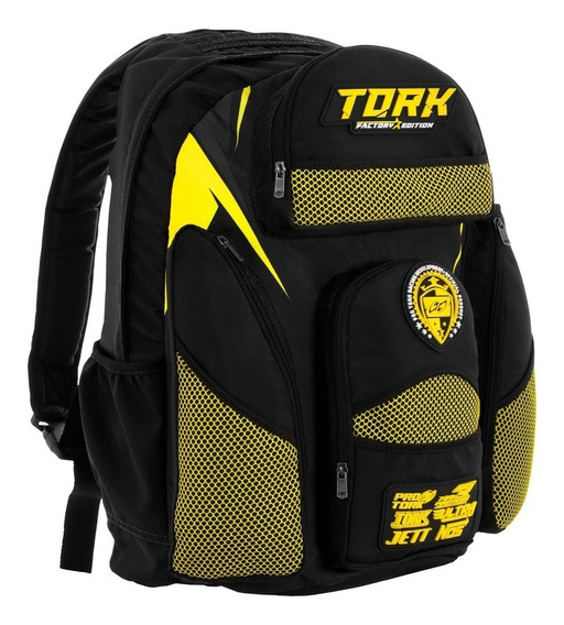 Mochila Para Notebook Pro Tork Factory Edition