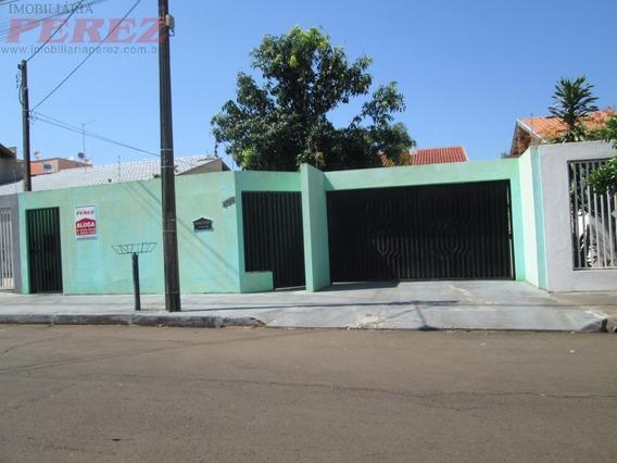 Casas Residenciais Para Alugar - 00358.001