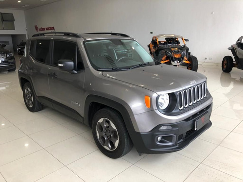 Jeep Renegade Sport 1.8 16v Flex, Ixz3251