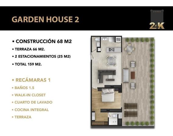 Zona 24k: Departamentos En Venta San Luis Potosí | Garden House 2