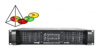 Amplificador Potencia Digital Audiolab Da-14000 7000w