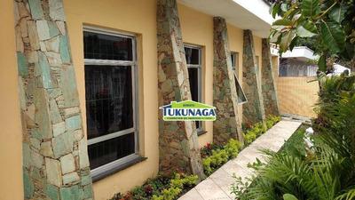 Casa Ampla Lago Dos Patos À Venda, Vila Rosália, Guarulhos. - Ca0229