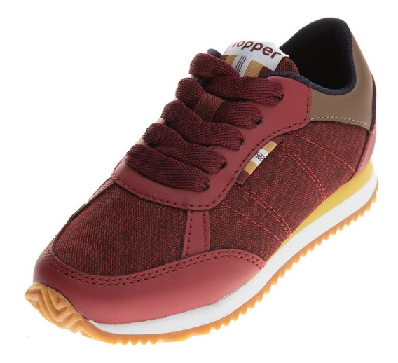 Zapatilla Topper Theo Street Kids