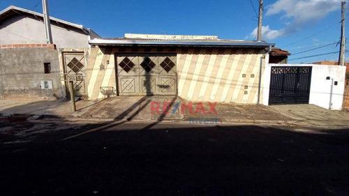 Imagem 1 de 10 de Casa Com 2 Dormitórios À Venda, 150 M² Por R$ 220.000,00 - Jardim Bandeirantes - Botucatu/sp - Ca1122