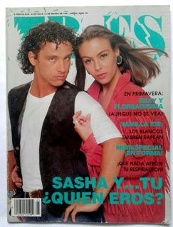 Eres Sasha Eros Ramazzotti Vanilla Ice Tenis Steffi Monica