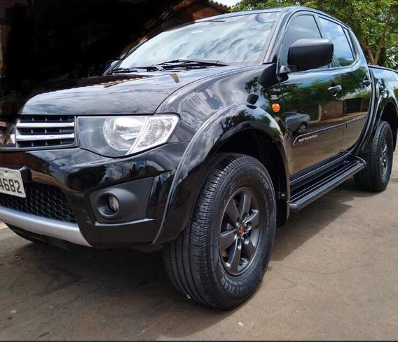 Mitsubishi L200 2.4 Triton Hls Cab. Dupla Flex 4p 2013