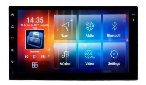 Multimídia Universal Aikon 8.0 Slin Android Nougat 7.1