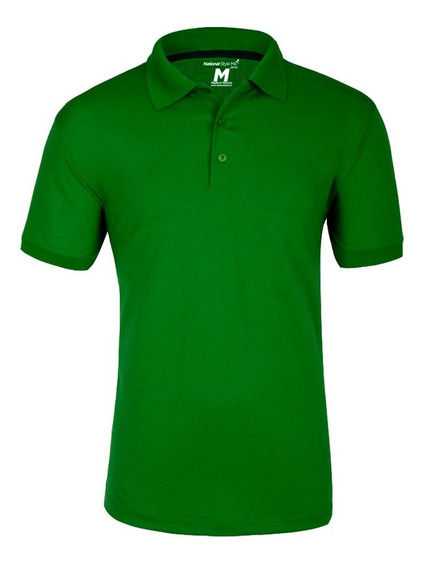 Playera Polo Deportiva Para Caballero National Style