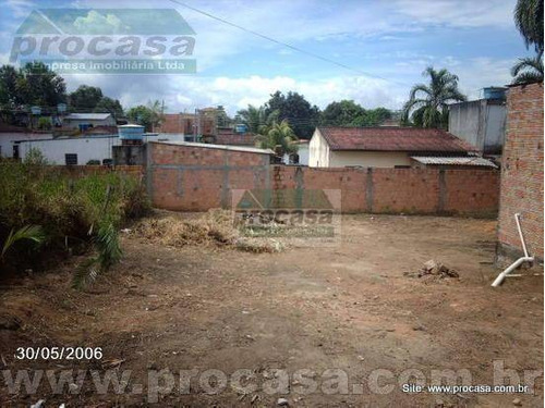 Terreno À Venda, 400 M² Por R$ 220.000,00 - Novo Aleixo - Manaus/am - Te0088