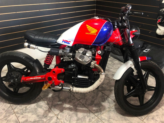 Honda Cx500 Custom Cafe Racer - Motoshop Ezeiza