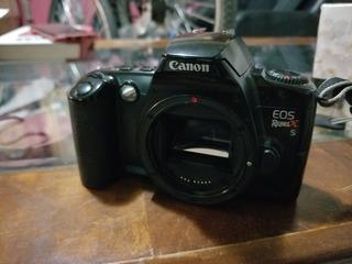 Camara Canon De Rollo Eos Rebel Xs